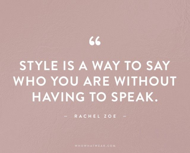 25+ Best Fashionista Quotes On Pinterest
