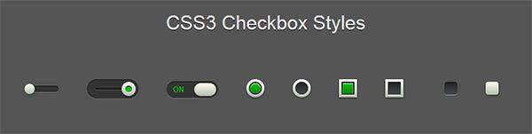 Personnaliser l'aspect de boutons radio et checkbox en CSS