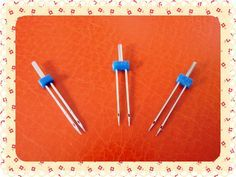 Aprende a utilizar estas agujas para lograr unos dobladillos chulísimos