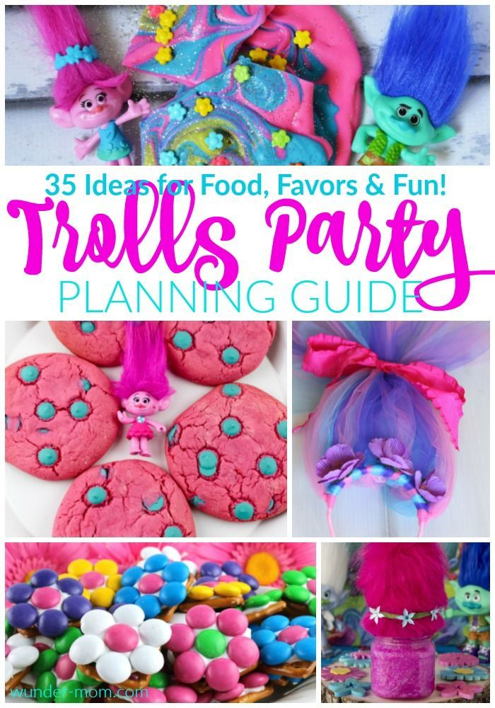 If you love the Trolls Movie then surely you will love these awesome Trolls Birthday party ideas! If your kids have seen the Trolls movie then I'm sure they are as obsessed with it as mine are – all the bright colors, singing and …