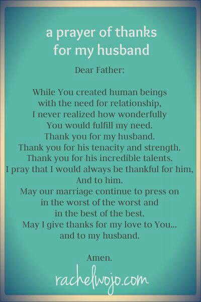 So thankful for my amazing husband!!