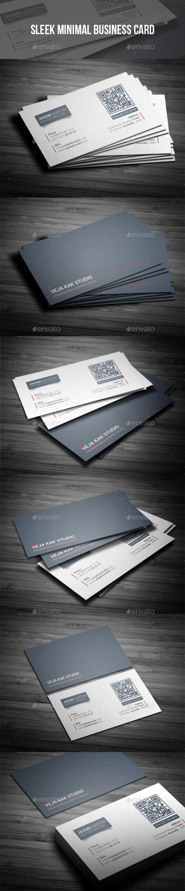 189 Best Creative Business Cards Images On Pinterest Creative