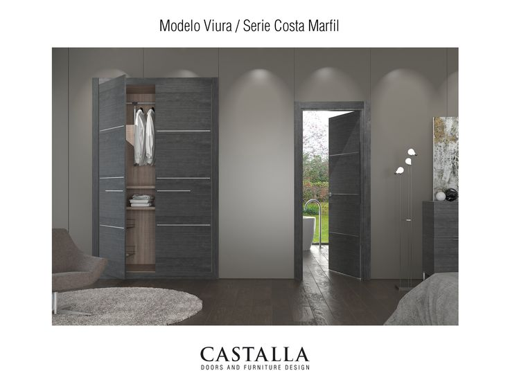 Serie Costa Marfil • Puerta Viura | Puertas Interiores | Puerta de Interior