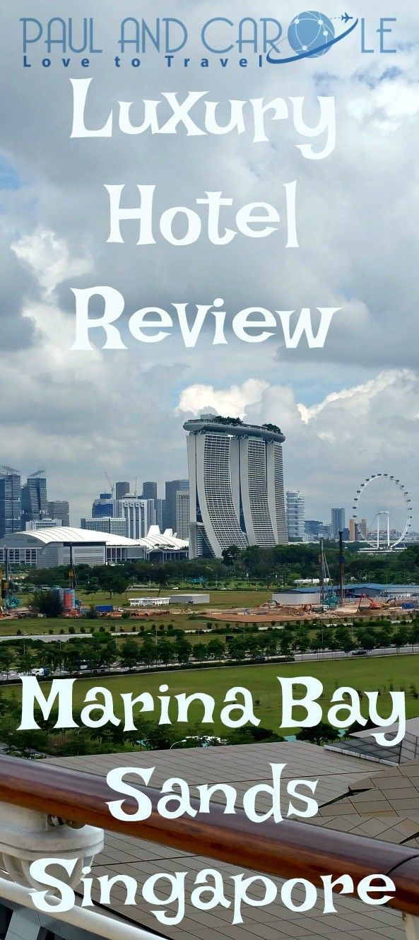 We had been dreaming about staying at the Marina Bay Sands Hotel in Singapore for many years but never could justify the expense. However, for a special big 50th birthday, we decided to blow the budget, and tick off one of the things on our bucket list.