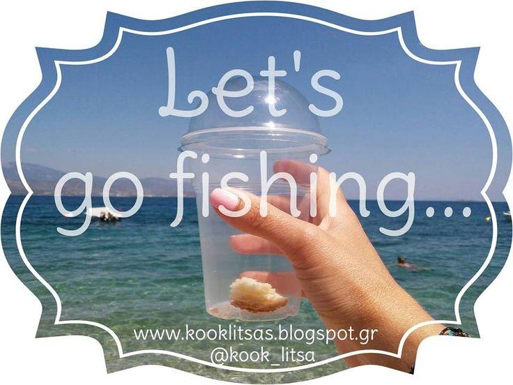 Ψάρεμα, ο πιο εύκολος τρόπος / Let's go fishing !!! Video
