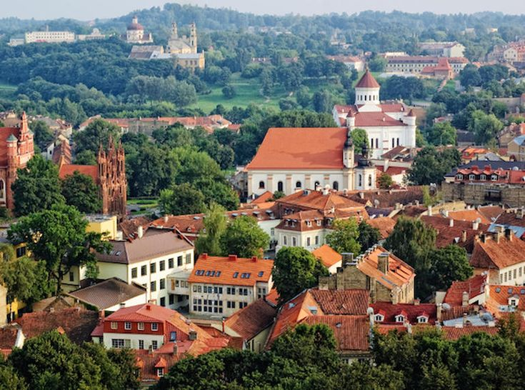 The rise of Lithuania as a force in IT: Why Google and Nasdaq are investing here
