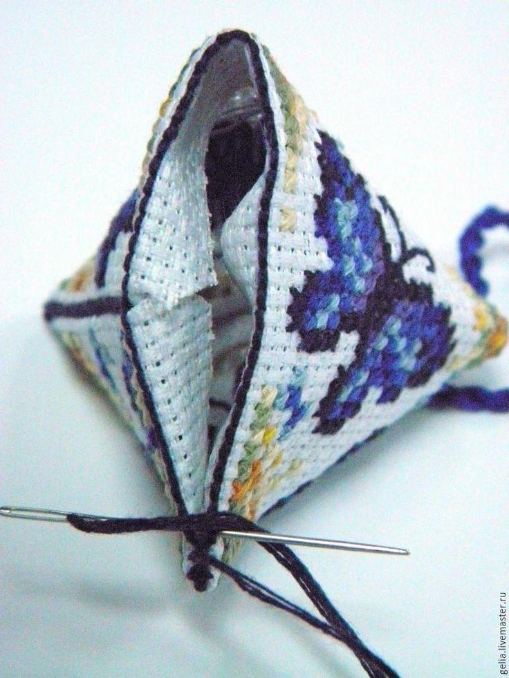 Создаем берлинго, или Симпатичная пирамидка своими руками - Ярмарка Мастеров - ручная работа, handmade