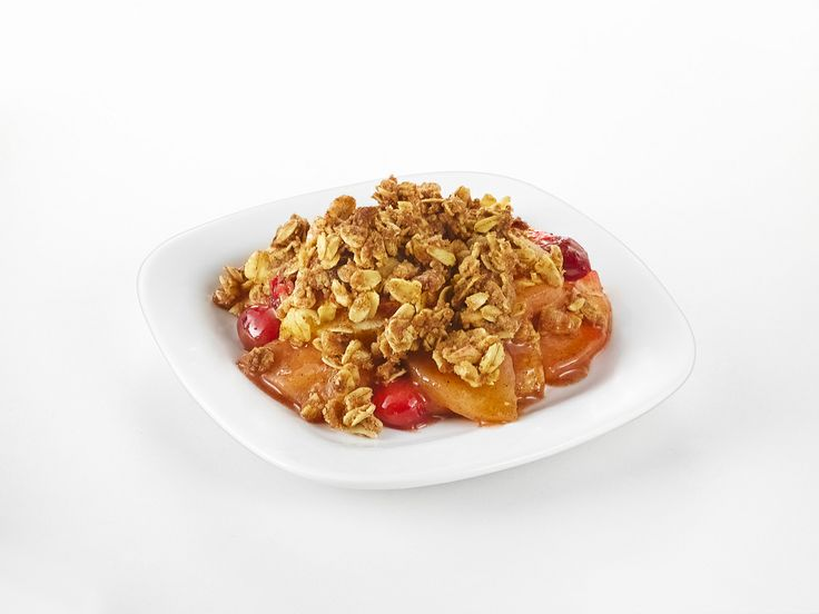 ... Cranberry Apple Crisp with #Truvia® Baking Blend #HealthierHolidays
