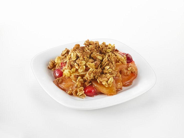 ... Cranberry Apple Crisp with #Truvia® Baking Blend #HealthierHolidays
