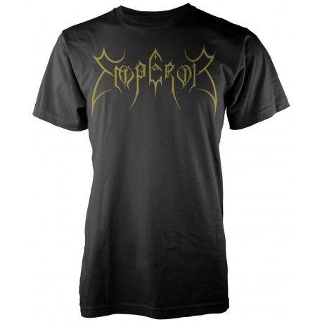 Emperor: Logo Gold (Tricou)