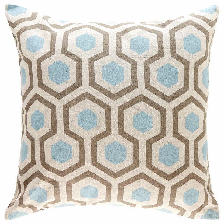Kavita Collection - Printed Decorative Pillow/DECORATIVE PILLOWS/HOME ACCENTS|Bouclair.com
