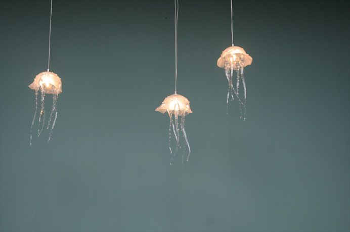 Medusa light from Emery et Cie