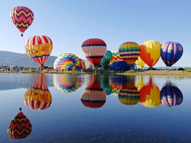 Goa government launches hot air balloon, amphibious vehicle ...