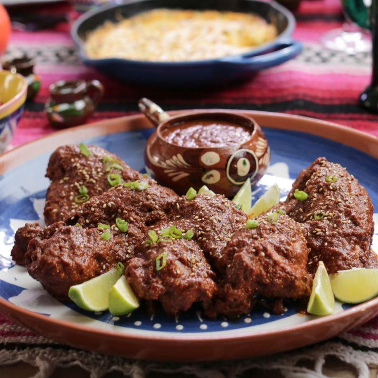 Best Chicken Mole Recipes: Slow-Cooker Chicken Mole