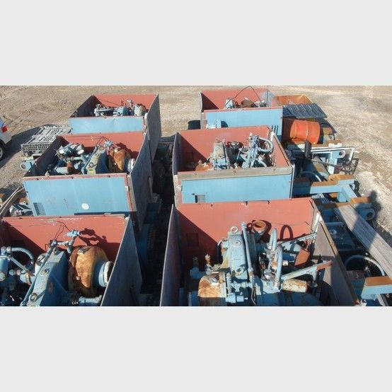 Used Elliot Group 460 air compressors for sale - #SavonaEquipment #ElliotGroup #AirCompressors #mining #UsedEquipmentSales