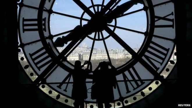 'Leap second' added for first time in three years