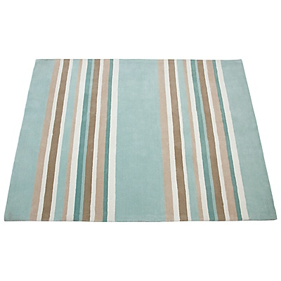Buy Maggie Levien for John Lewis Cordelia Rugs, Duck Egg online at JohnLewis.com - John Lewis
