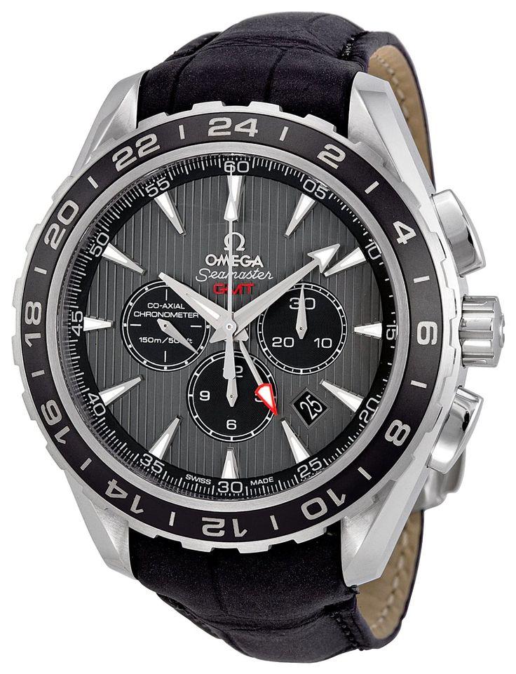 Omega Men's 231.13.44.52.06.001 Seamaster Teak Grey Dial Watch reviews