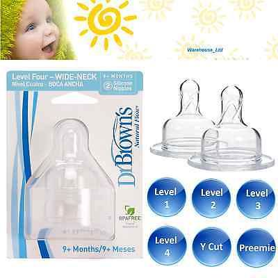 Dr brown's teats baby #infant #bottle natural flow teats bpa free all #sizes,  View more on the LINK: 	http://www.zeppy.io/product/gb/2/111907016197/