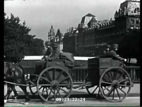 Video Storico Parigi_1940s