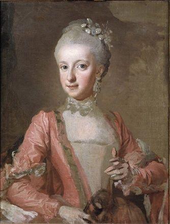 Prinsessa Sofia Albertina 1753-1829