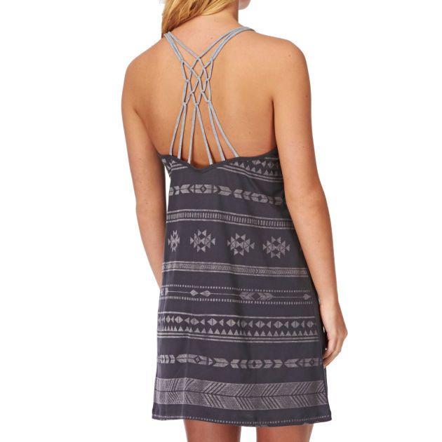 Women's Shisha Metta Dress - Antracite