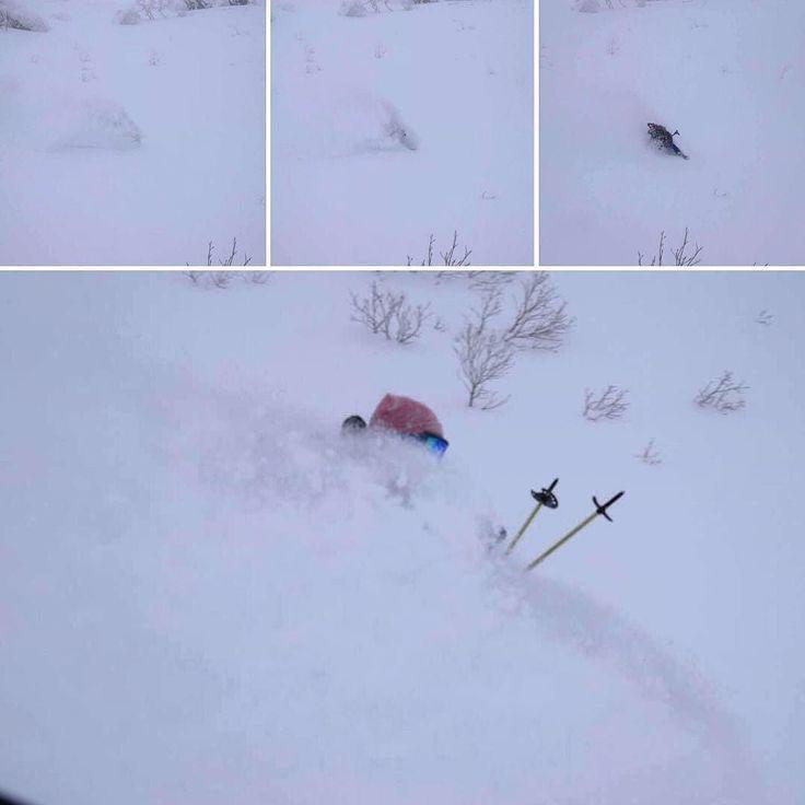 By eiko5eiko: Awesome Japow!!! 今日のパウダーこんな感じ 撮ってもらうならストックしまっとけば良かった #ごちそうさまでした #snowboarding #旭岳 #asahidake #pow #powder #thanks #今日のご褒美 #japow #ridesnowboards #airblaster #dorcus_tbs #Dtbs #candygrind #arcade #ペンションととり #湯沢沙羅 #isollies #ポキポキ堂 #thanks #arcade #micrhobbit