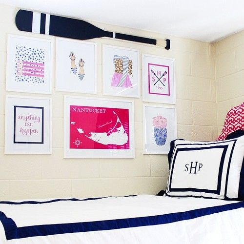 Decorating Ideas > Washington State Prep  College  Pinterest  Dorm, Dorm  ~ 053605_Nautical Dorm Room Ideas