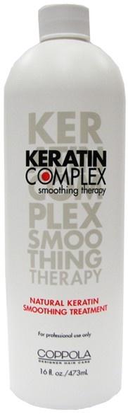 Coppola Keratin Complex Natural Keratin Smoothing Treatment