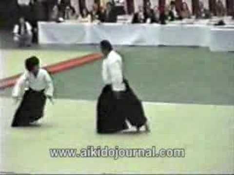 Steven Seagal Aikido Demonstration
