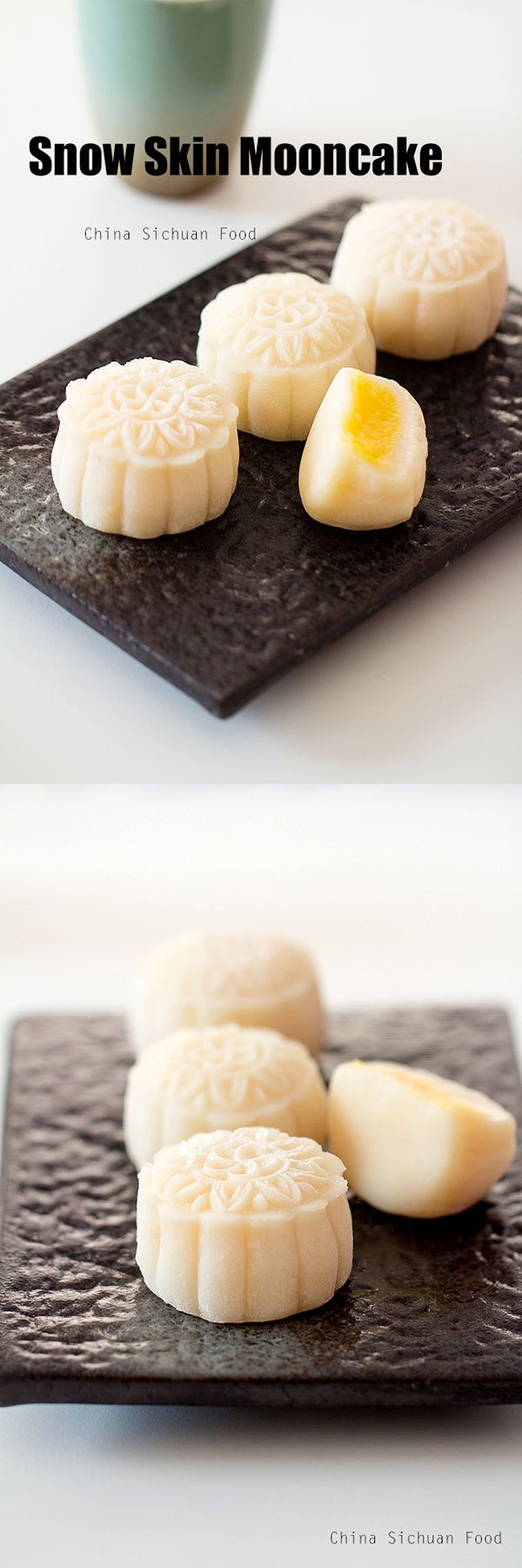 878 best chinese food images on pinterest cook chinese food and snow skin mooncake video recipe with custard filling chinese food forumfinder Image collections
