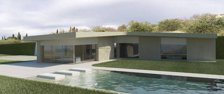 Modern Villa in Tuscany francescomottini.com