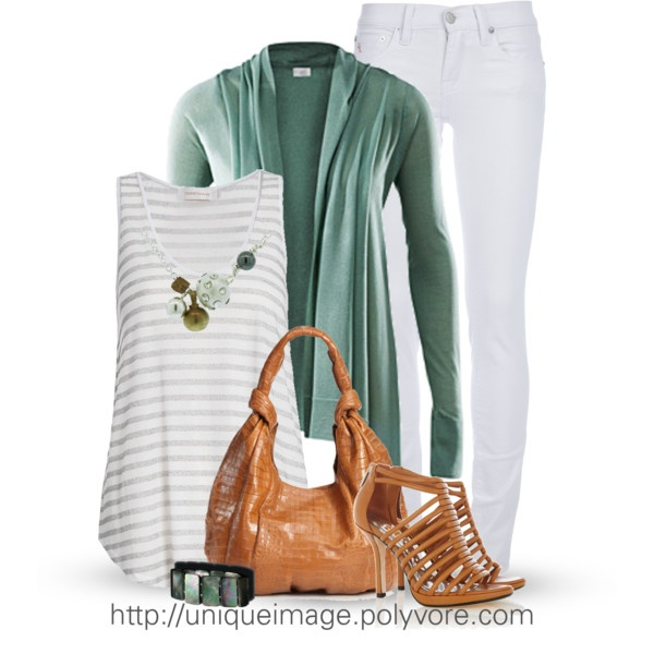 """Mint Green"" by uniqueimage on Polyvore"