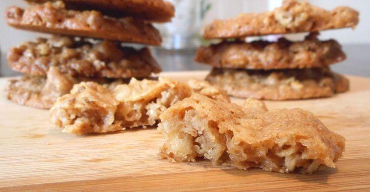 Cruesli koeken / Koekjes / Recepten | Hetkeukentjevansyts.jouwweb.nl