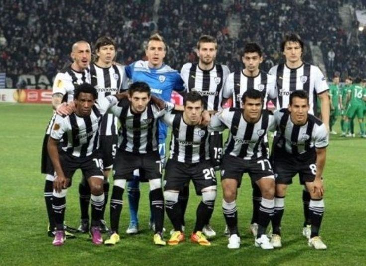2011–12 UEFA Europa League PAOK (2–0) Karpaty Lviv