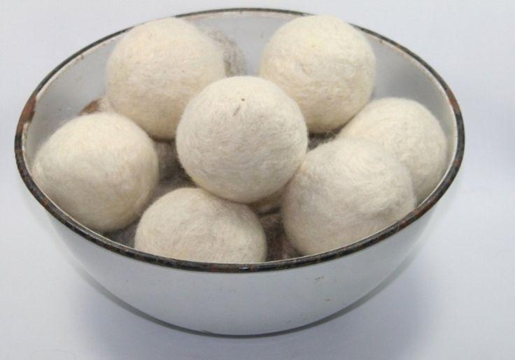 Wool Dryer Balls, $18.99