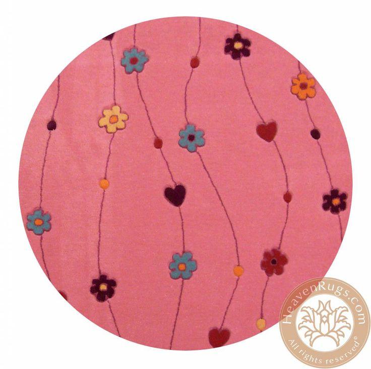 Kids Flower Carpets. Category: kids. Brand: HeavenRugs