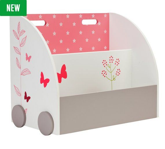 Buy HOME Kids Flower Bookshelf at Argos.co.uk, visit Argos.co.uk to shop online for Children's toy boxes and storage, Children's furniture, Home and garden