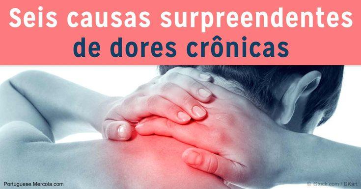 Você sofre de alguma dor crônica mas desconhece a causa? Pode ser uma das seguintes: http://portuguese.mercola.com/sites/articles/archive/2016/12/21/6-causas-de-dores-cronicas.aspx
