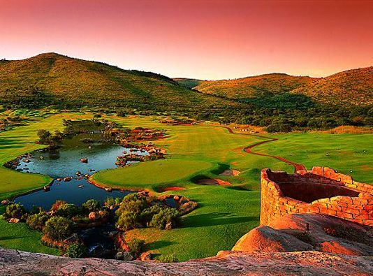 Gary Player Country Club, Sun City