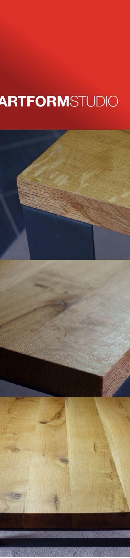 Artform Studio Solid Oak Desk