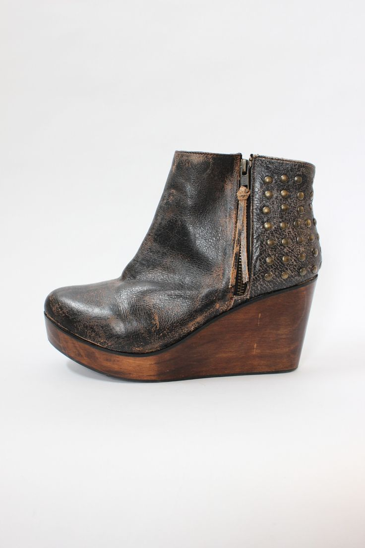 1000 ideas about wedge ankle boots on