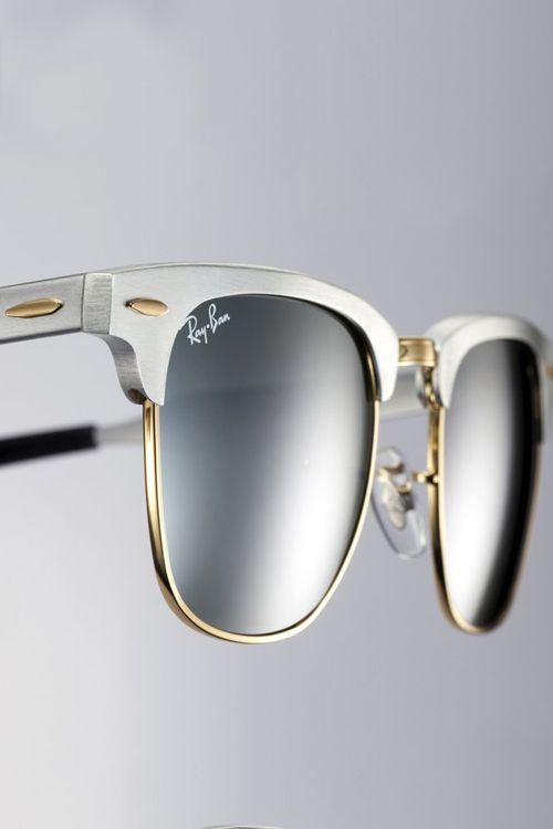 Clubmaster Aluminum by Ray-Ban