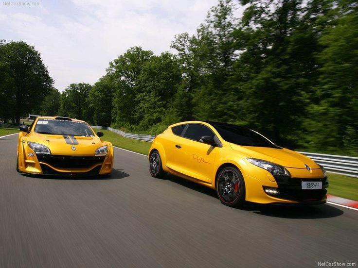 Renault Megane RS Cup & Renault Megane Trophy
