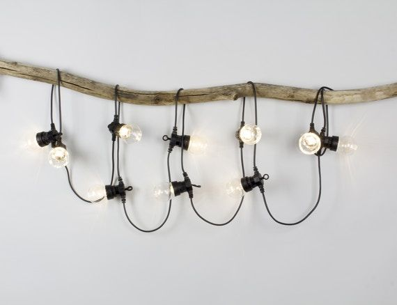 Lyskæde med 10 LED pærer