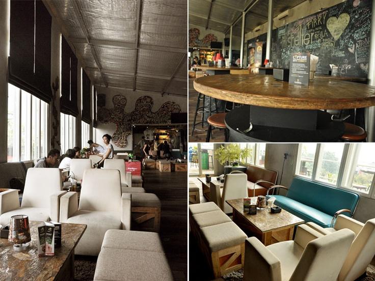 Shelter Sky Lounge (Kemang 89)
