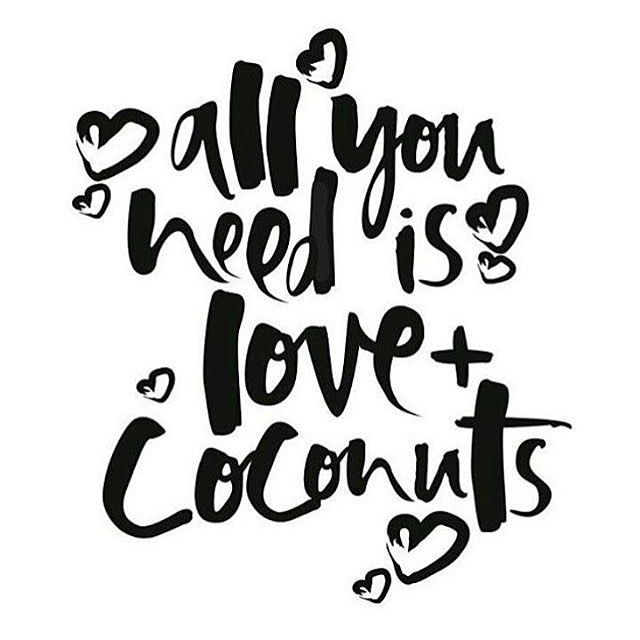 And some #rmsbeauty raw coconut cream based products! #regram @toowordy
