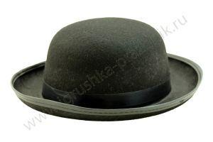 Шляпа Котелок Чарли купить в интернет магазине