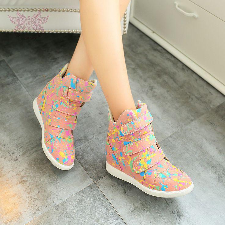 Best 25 zapatos tenis para mujer ideas on pinterest - Ideas para decorar zapatos de nina ...