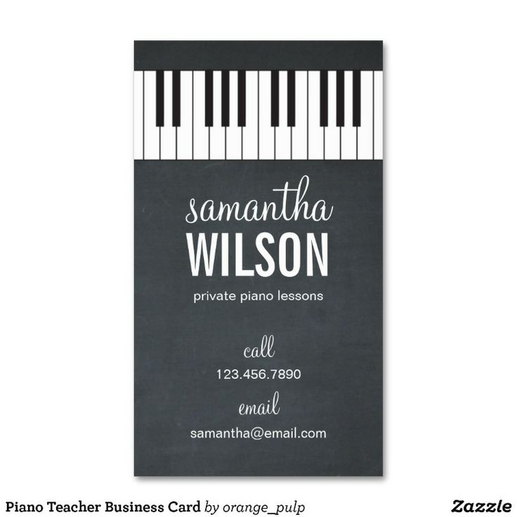 20 best Music Business images on Pinterest | Business card design ...